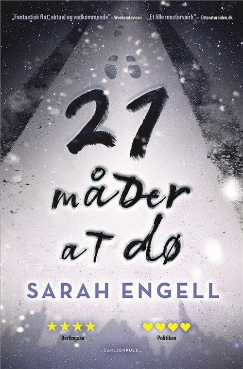 21 måder at dø, sarah engell, ya, young adult