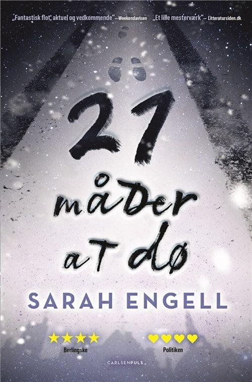 21 måder at dø, sarah engell, ya, young adult