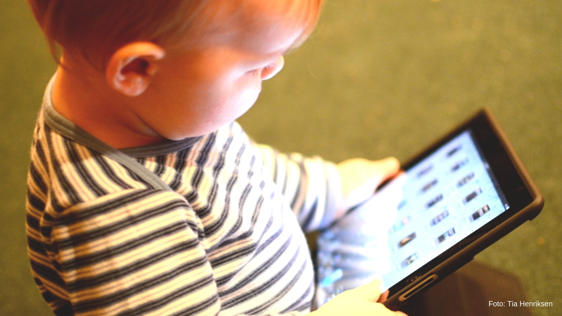 Ulla Dyrløv, Få styr på dit barns digitale verden, guide, det gode onlineliv, digitale børn, digital opdragelse, små børn iPads