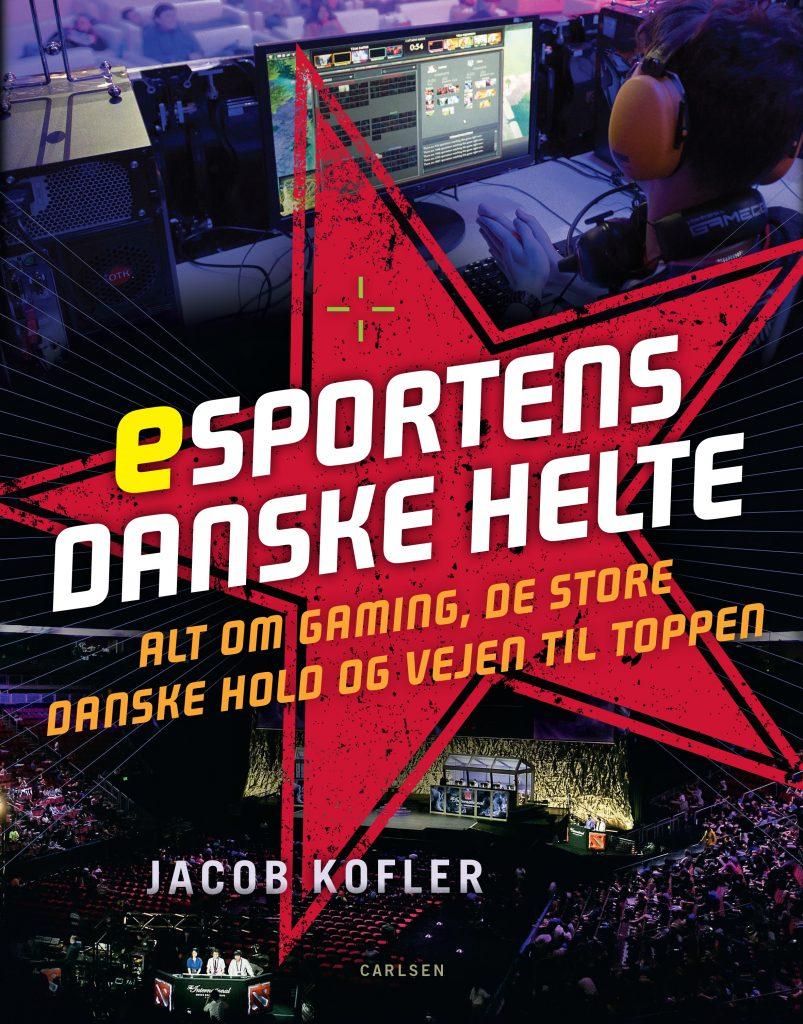 Esportens danske helte, fagbøger til børn, alt om gaming
