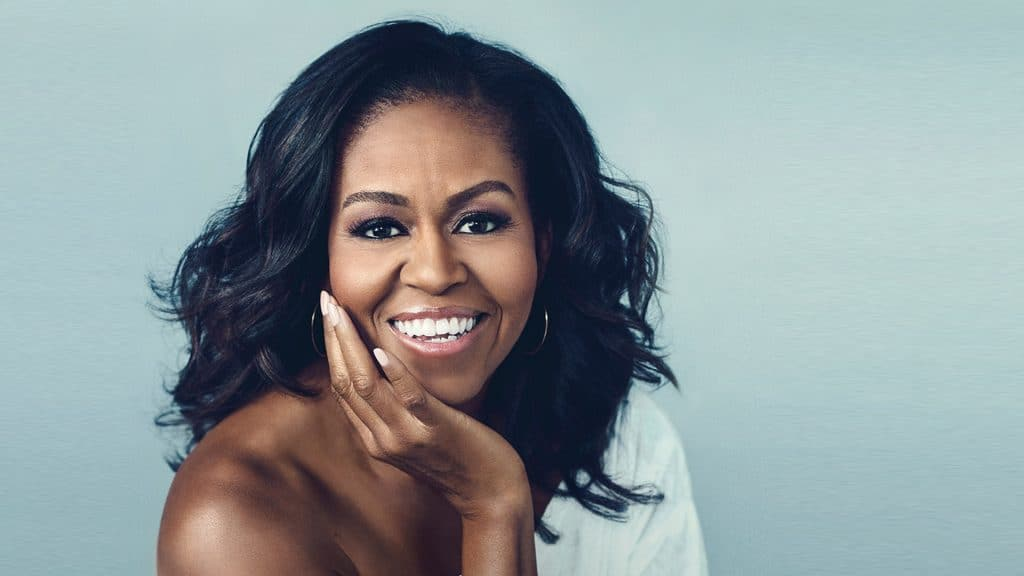 Michelle Obama, Min historie, selvbiografi Michelle Obama