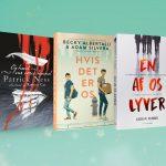 Gå ikke i julepanik – De bedste bøger til din teenager