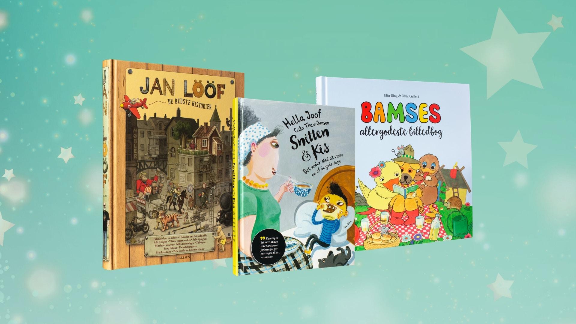 36d9c2ee45e Gå ikke i julepanik – De bedste bøger til de 2-5-årige
