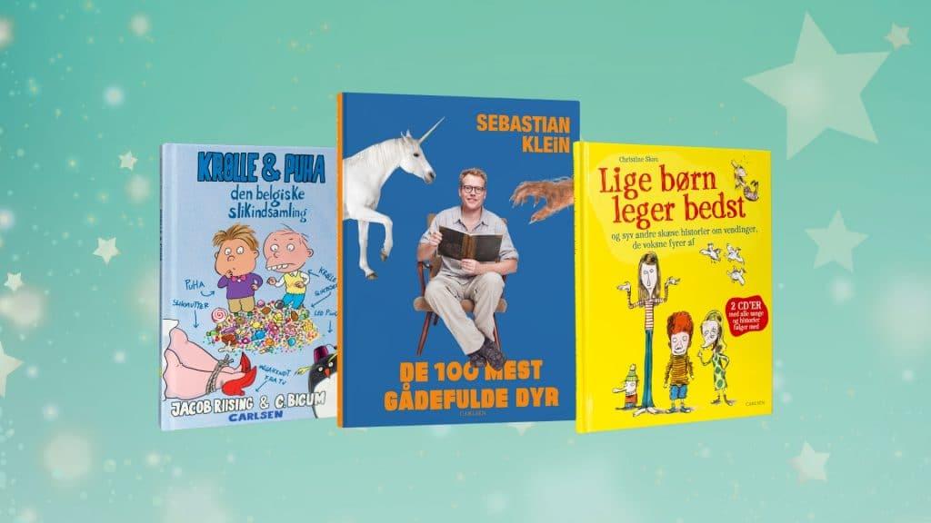 julegaver, børnebog, børnebøger,