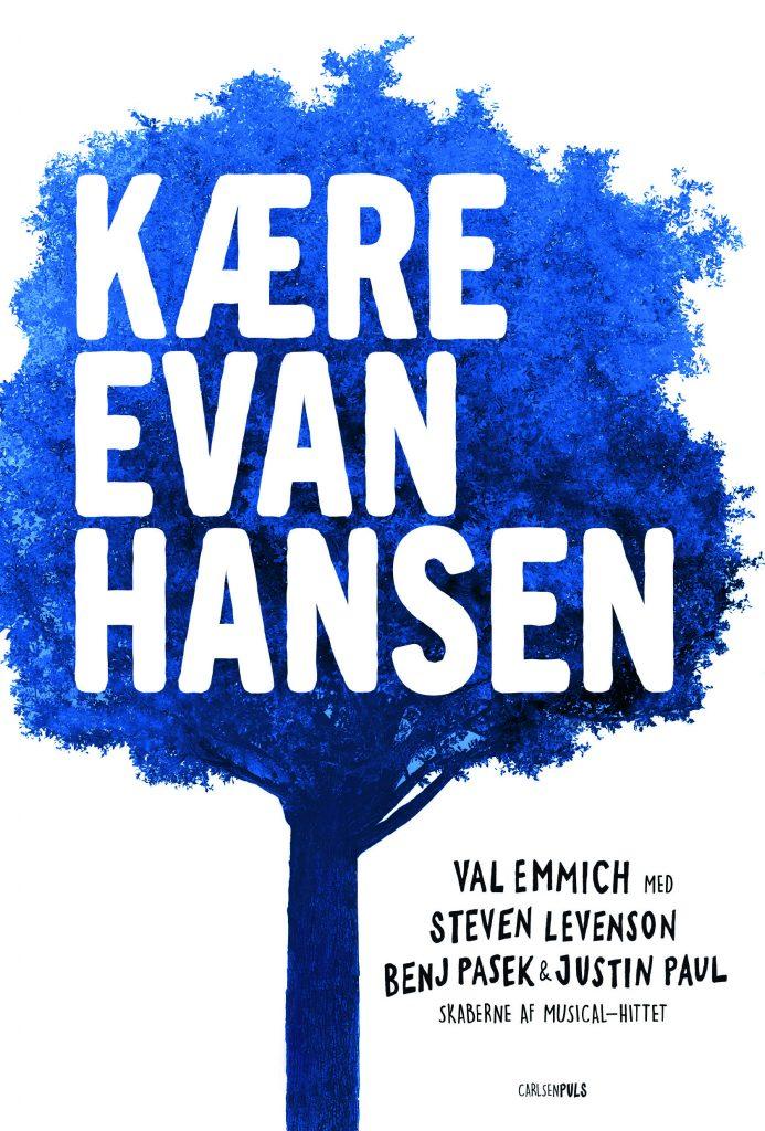 YA, young adult, Kære Evan Hansen, Dear Evan Hansen, ungdomsbog, ya-bøger