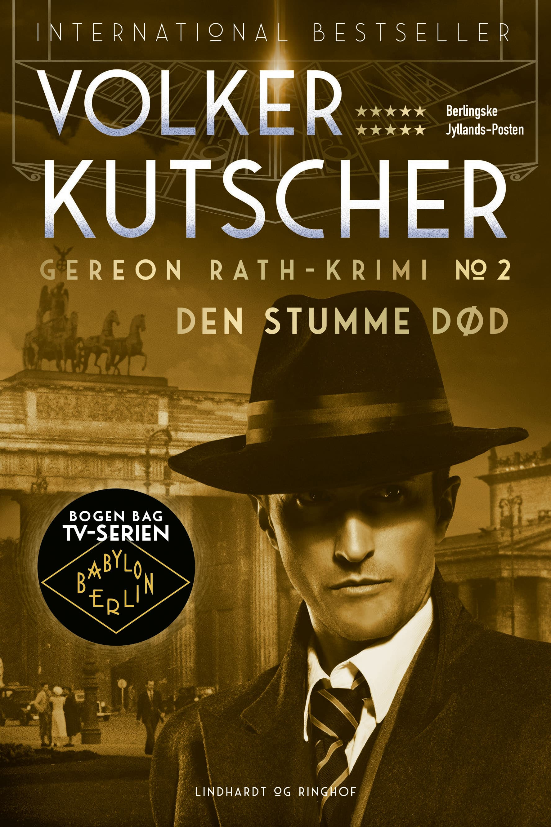 Babylon Berlin, Volker Kutscher, Gereon Rath, Den stumme død