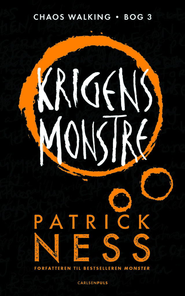 Krigens monstre, patrick ness, ya, young adult, ungdomsbog, chaos walking