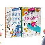 Mod, styrke og perleplader – Selma-bøgerne skal give børn mod til at være sig selv blandt venner – og uvenner