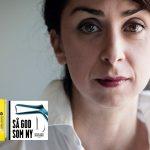 """Kristina Aamand: Jeg håber, at de unge finder mine bøger og tænker: """"Okay, der er håb"""""""