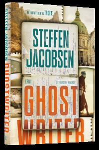 Ghostwriter, Steffen Jacobsen, krimi, spændende krimi, Michael Sander, trofæ
