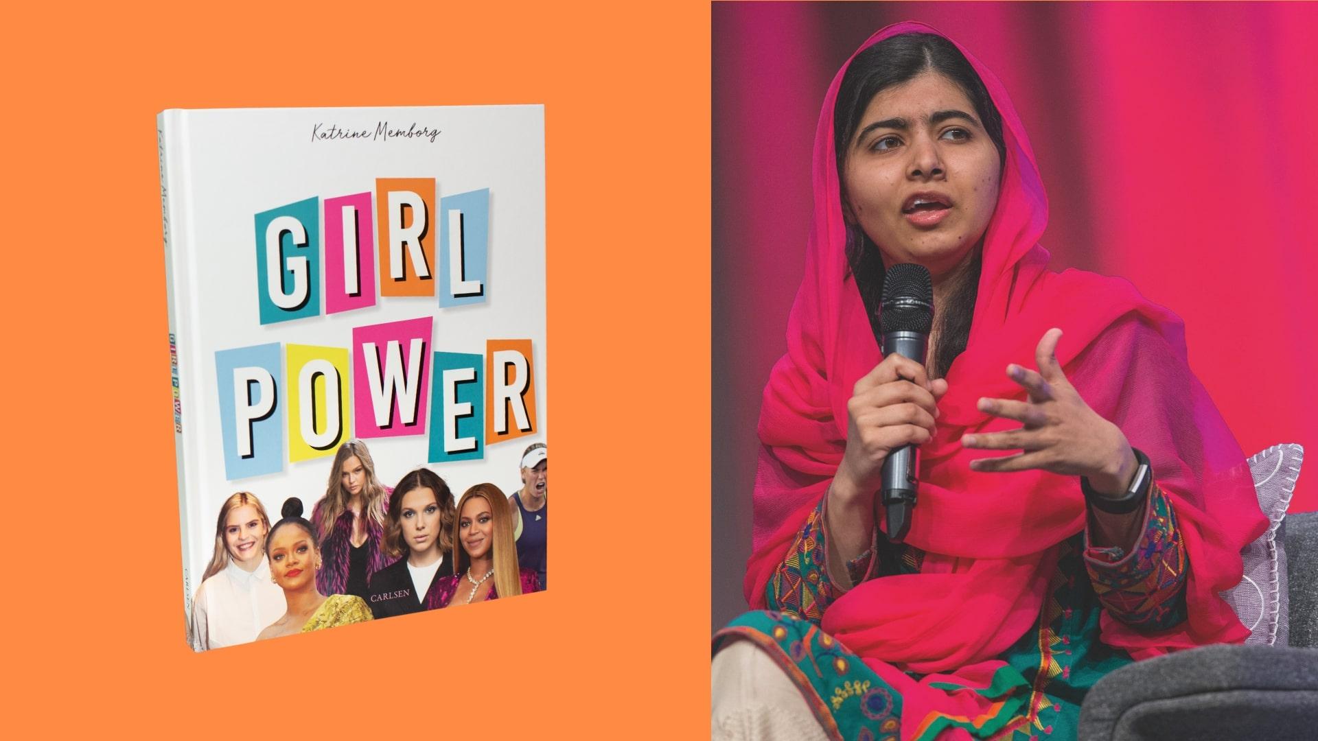 girl power, katrine memborg, børnebøger