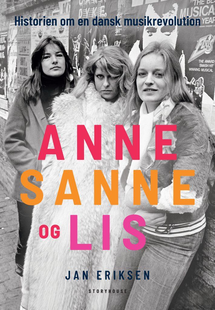 Bøger 2019, Anne, Sanne og Lis, Jan Eriksen