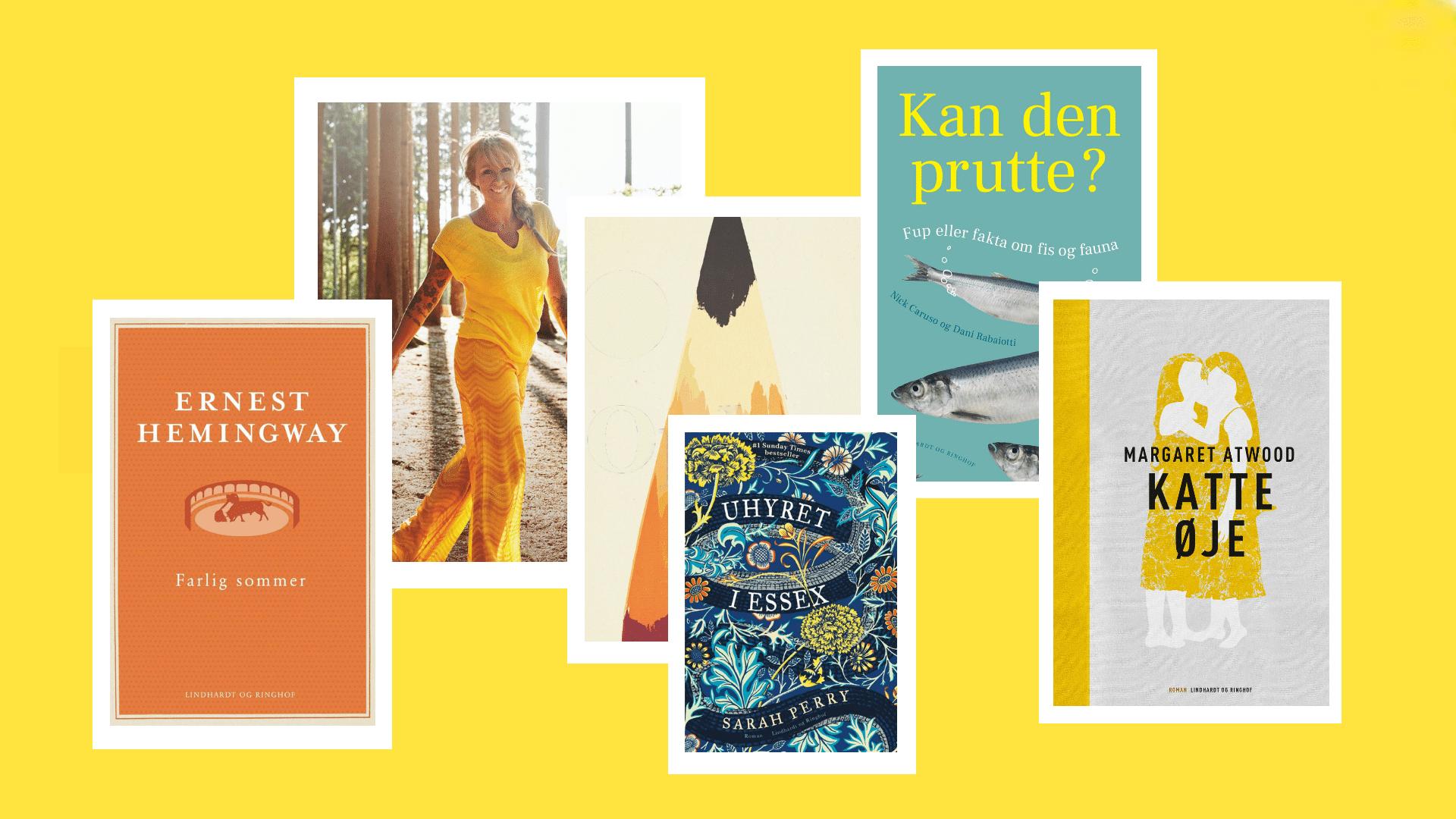 ff96d1eeec4 Der udkommer masser af spændende bøger i det nye år. Der er bøger til  nostalgikeren, den klimabevidste, den lokalpatriotiske, den eventyrlystne,  poeten, ...