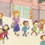 Fra børnehavebarn til skoleelev – sådan bliver overgangen lidt nemmere