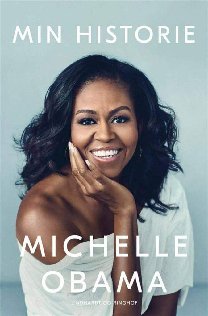 Michelle Obama, Min historie, biografi