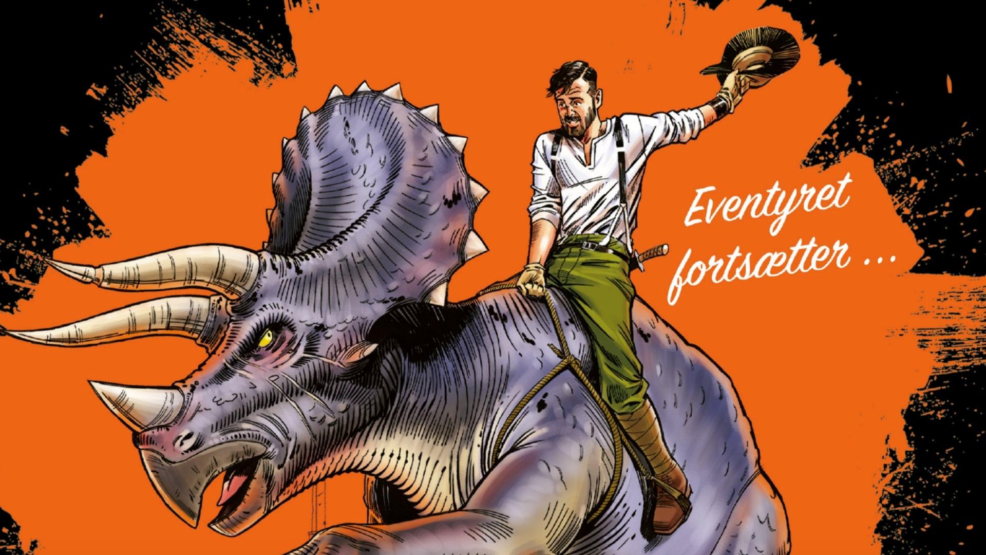 cbf51483 Dinosaurer i de vilde vesten – adventurehit for drenge og piger