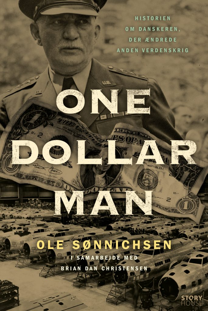 Bøger 2019, One Dollar Man, Ole Sønnichsen, William S. Knudsen