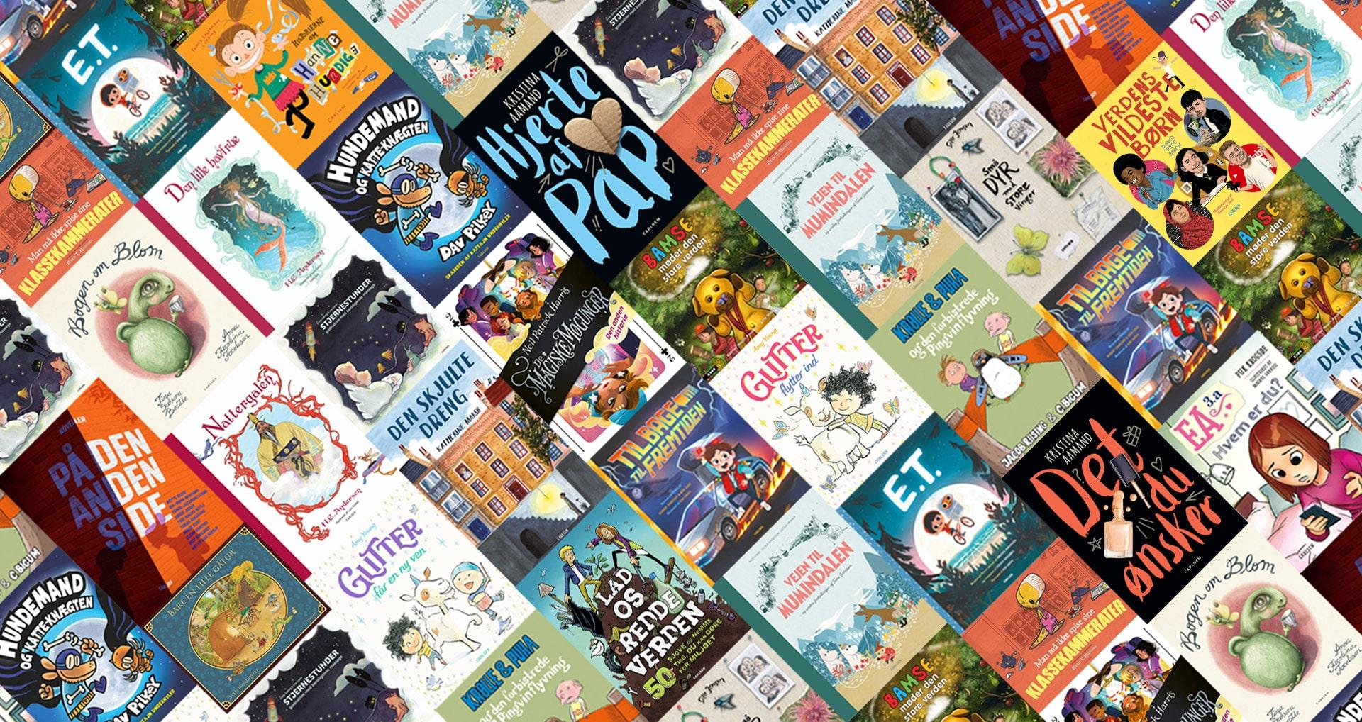 0fc4791727f Vil du gerne give dine børn en masse gode læseoplevelser i 2019? I løbet af  de næste måneder udkommer en perlerække af skønne, finurlige, ...