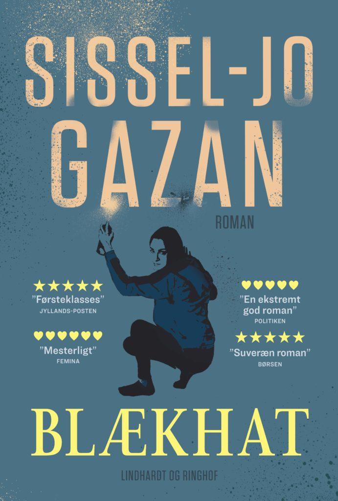 Bøger på over 500 sider: Blækhat af Sissel-Jo Gazan