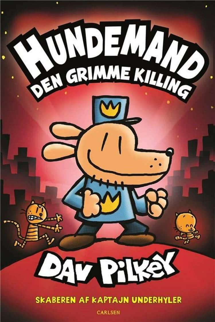 Hundemand, Hundemand 3, Den grimme killing, Dav Pilkey