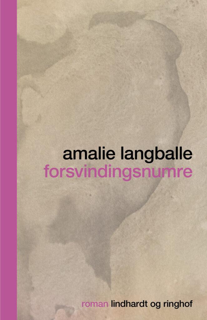 Amalie Langballe, forsvindingsnumre