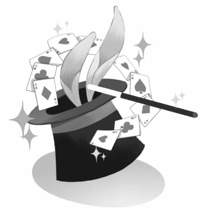 De magiske møgunger, magiske møgunger, Neil Patrick Harris, børnebog, børnebøger, højtlæsning, magi, trylletricks
