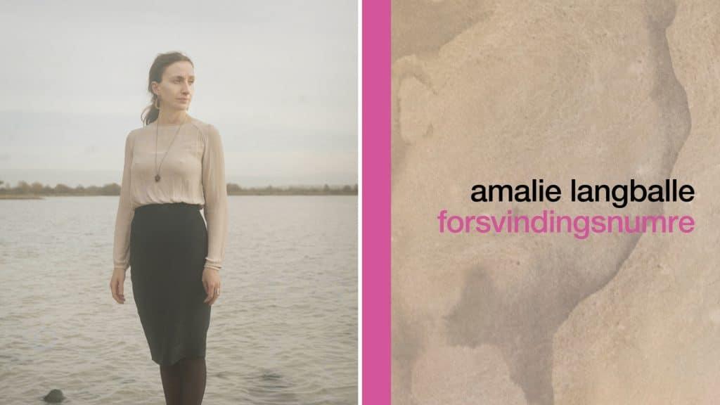 Amalie Langballe, forsvindingsnumre, debutant, debutroman