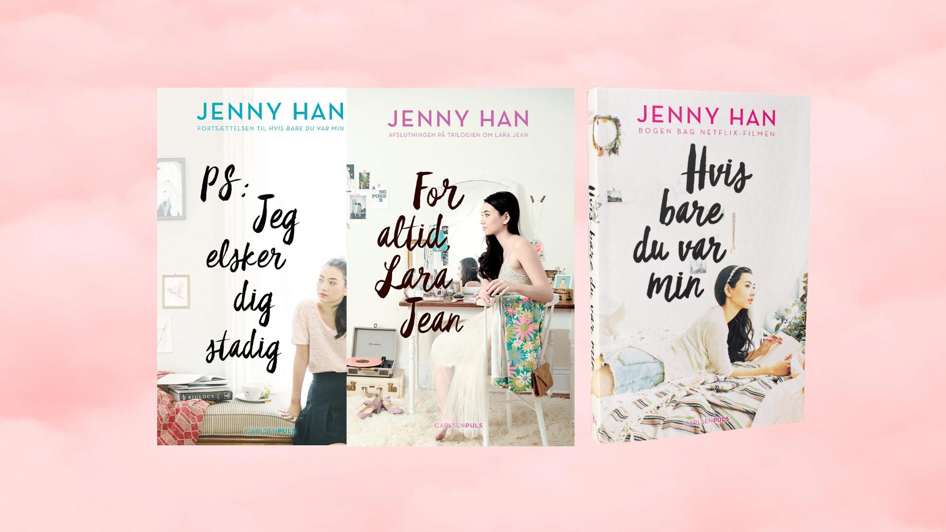Jenny Han, Lara Jean, Hvis bare du var min PS. jeg elsker dig stadig, for altid lara jean, netflix