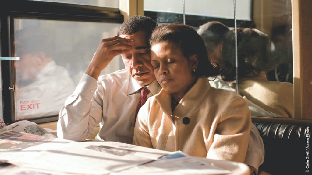 Min historie, Michelle Obama