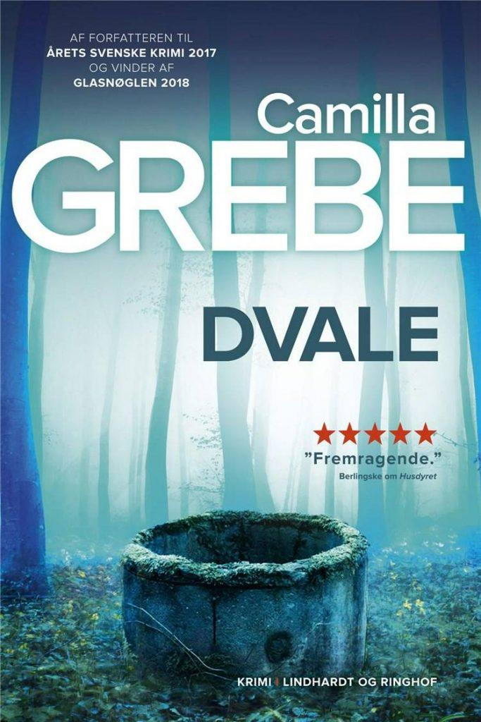 Dvale, Camilla Grebe, svensk krimi, krimi, skandinavisk krimi