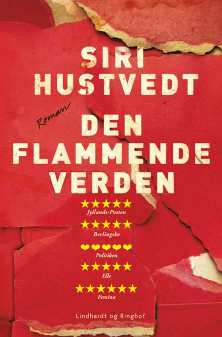 Siri Hustvedt, Den flammende verden, roman, skønlitteratur