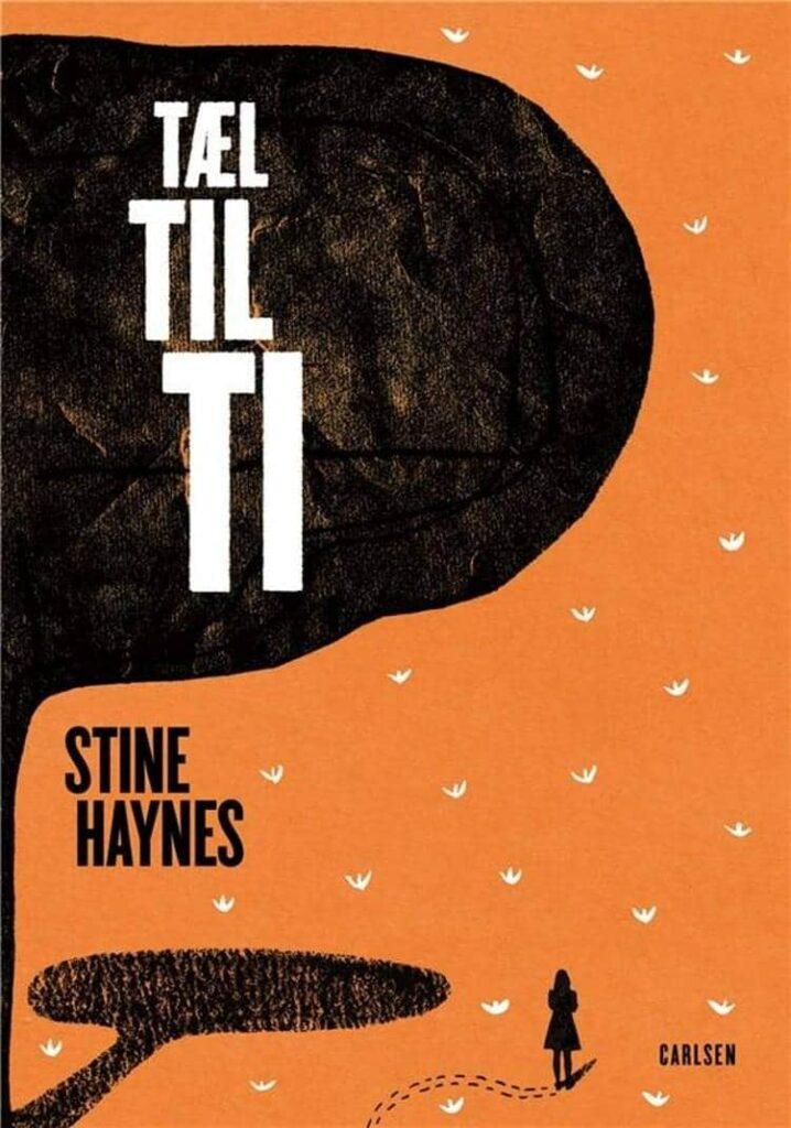 Tæl til ti, Stine Haynes, bøger om sorg, børnebog, børnebøger, børnebøger om sorg, bøger om sorg til børn