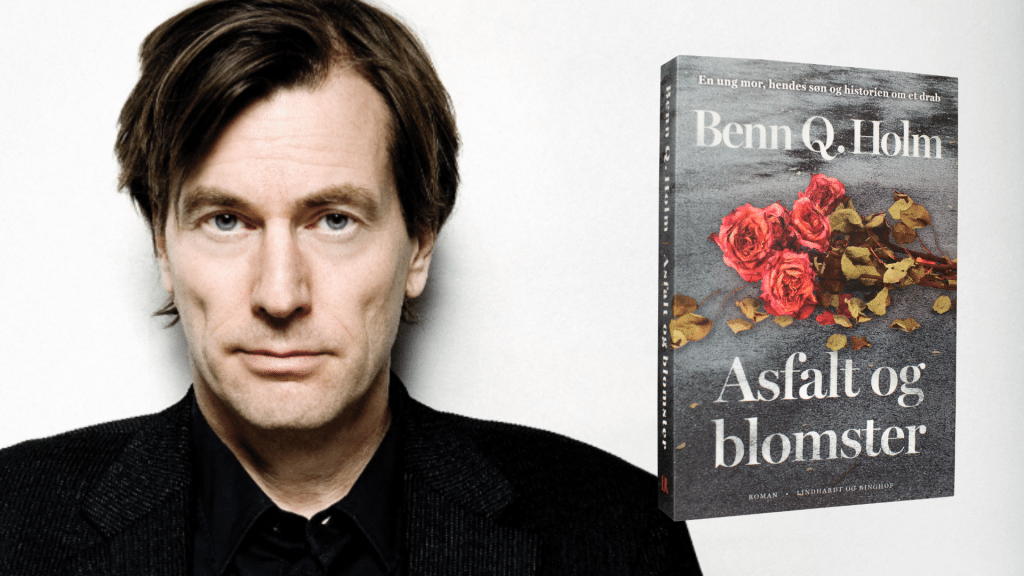 Asfalt og blomster, Benn Q. Holm
