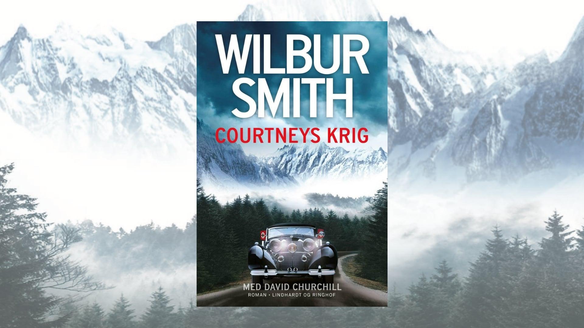Efterstræbte Wilbur Smith er klar med ny bog i Courtney-serien. Læs i Courtneys XT-82