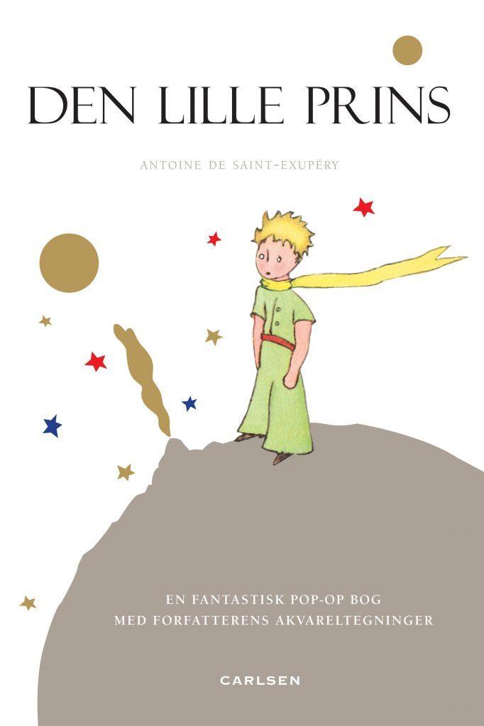 Den lille prins, Antoine de Saint-Exupery, børnebog, børnebøger, klassiker, klassisk børnebog, klassiske børnebøger