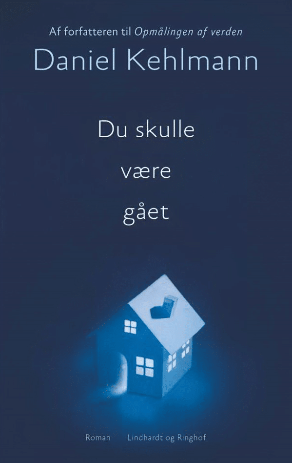 Daniel Kehlmann, du skulle være gået, korte bøger