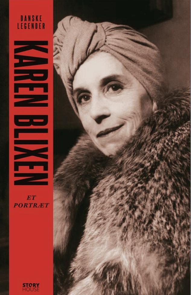 Danske Legender: Karen Blixen, korte bøger
