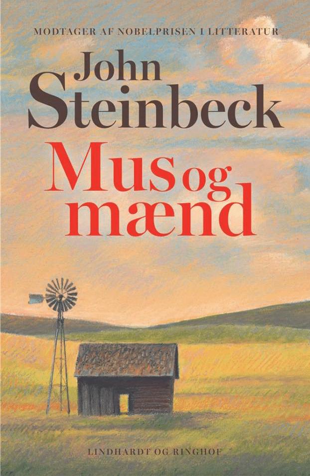 mus og mænd, john steinbeck