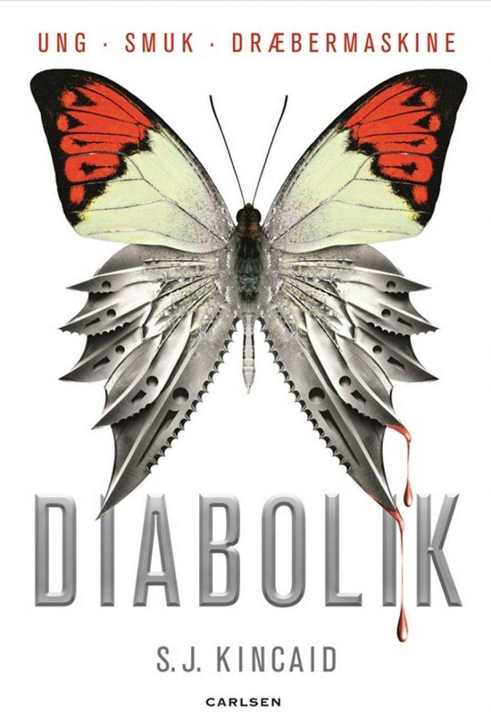 Diabolik, S.J. Kincaid, fantasy, fantasyroman, fantasy-roman, YA