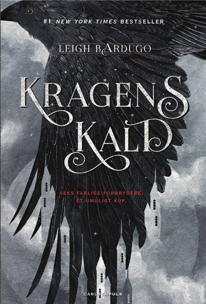 Kragens kald, Leigh Bardugo, YA, fantasy, Six of Crows,