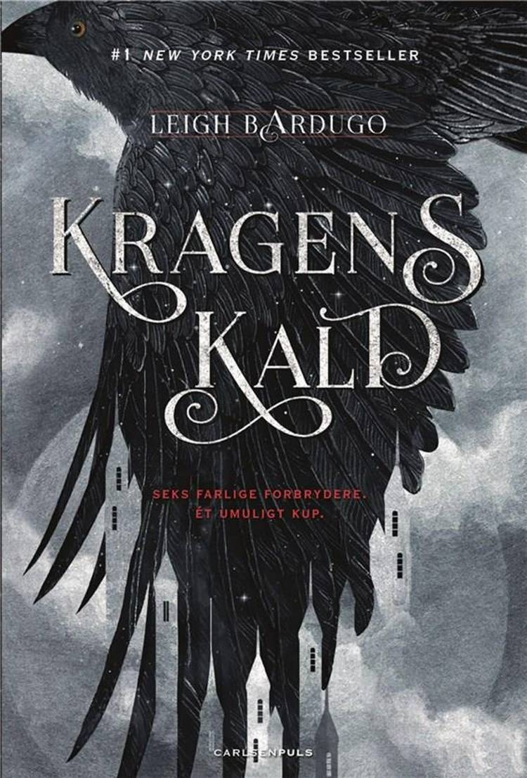 Six of Crows, Leigh Bardugo, Kragens kald, fantasy, fantasyroman, fantasyroman