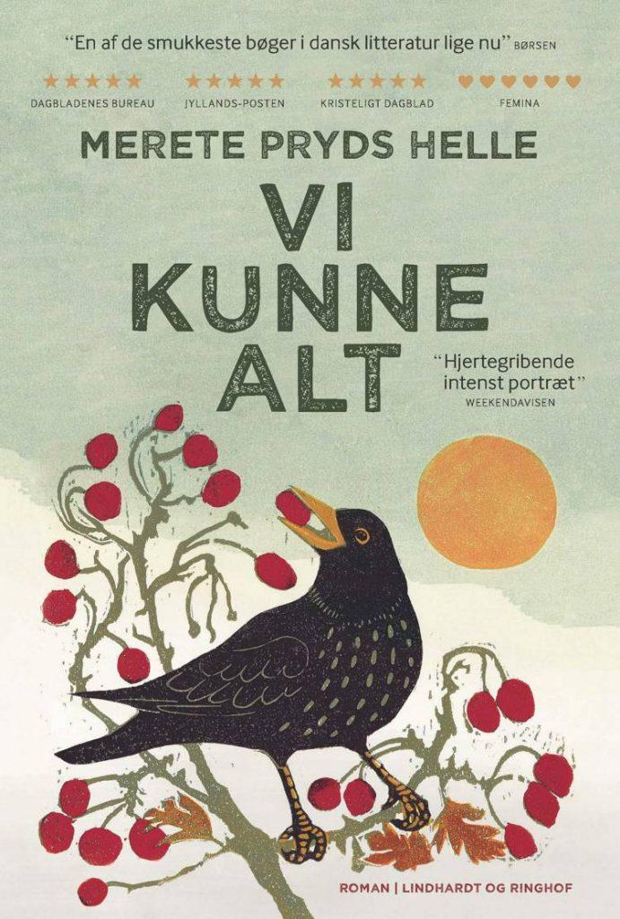 Vi kunne alt, Merete Pryds Helle, Folkets skønhed, skønlitteratur, roman, De Gyldne Laurbær