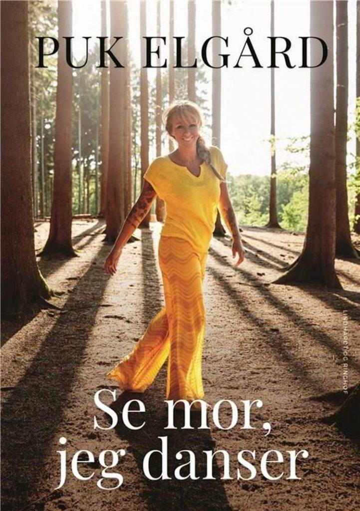 Se mor jeg danser, Puk Elgård, biografi, fagbog, fagbøger