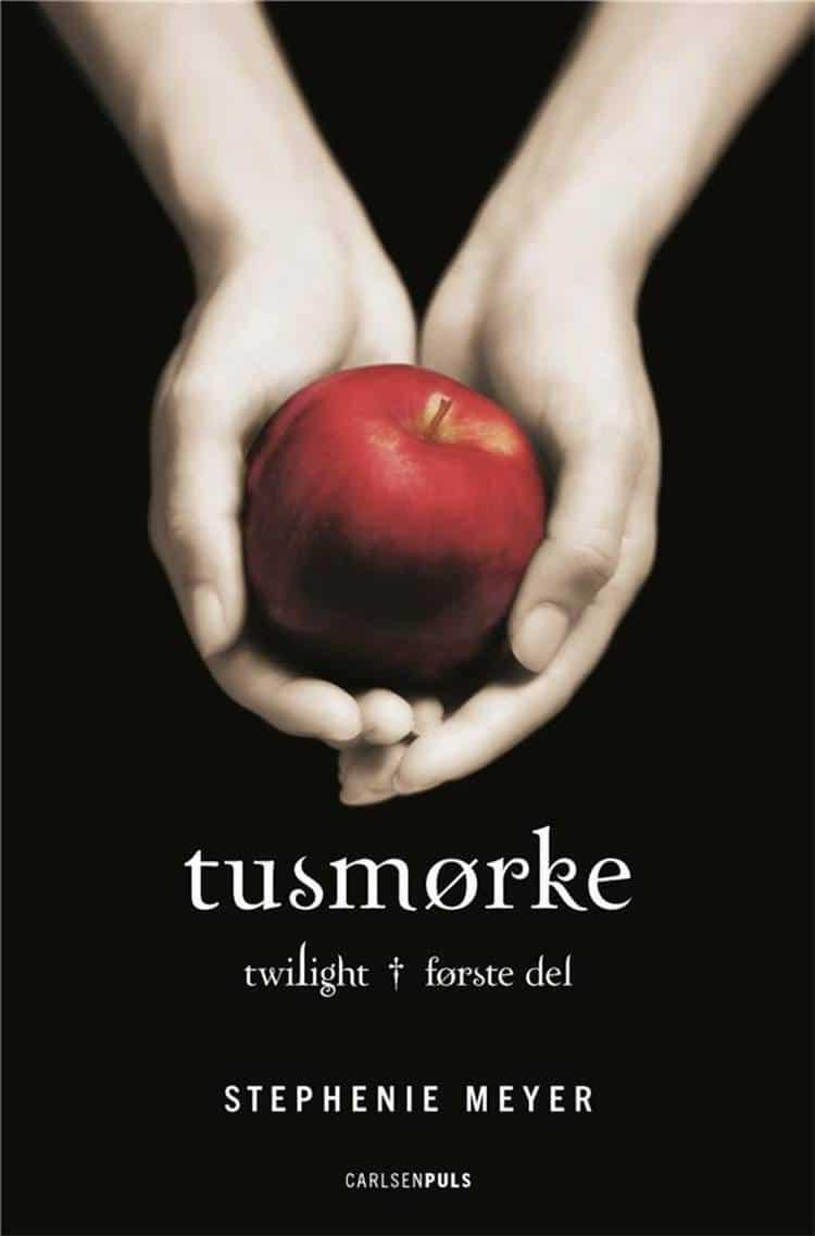 Twilight, Stephenie Meyer, fantasy, fantasyroman, fantasy-roman, YA, tusmørke