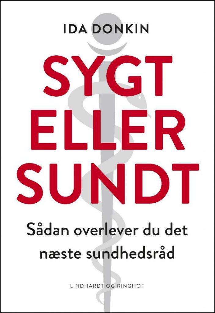 Ida Donkin, Sygt eller sundt, sundhedsbog, bog om sundhed