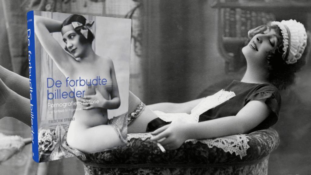 De forbudte billeder, Frederik Strand, porno, pornografi