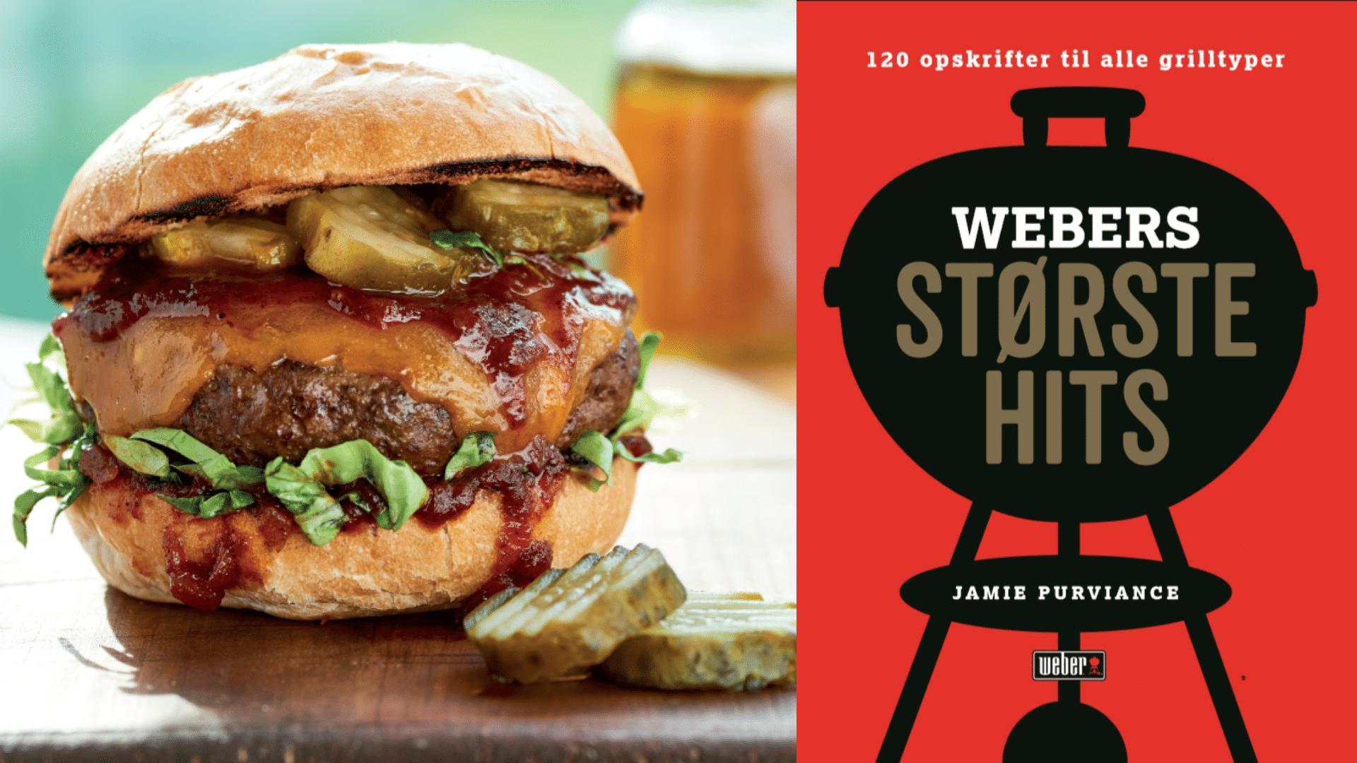 Texasburgere fra Webers Største Hits