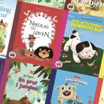 Husker du Ælle Bælle-bøgerne? De klassiske børnebøger er tilbage!