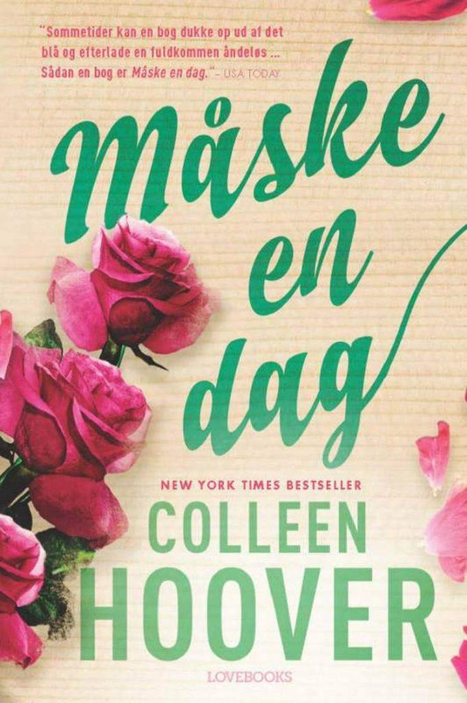 Måske en dag, Colleen Hoover, kærlighed, kærlighedsbog, kærlighedshistorie