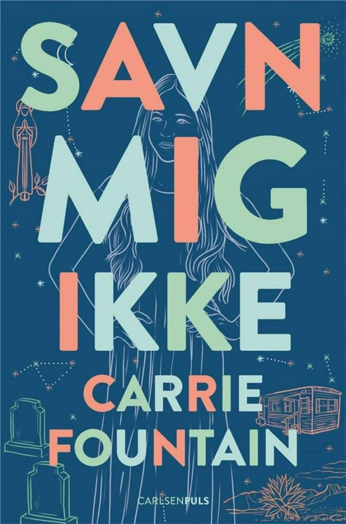 Savn mig ikke, Carrie Fountain, YA, young adult,